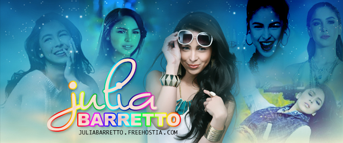 Julia barretto banner